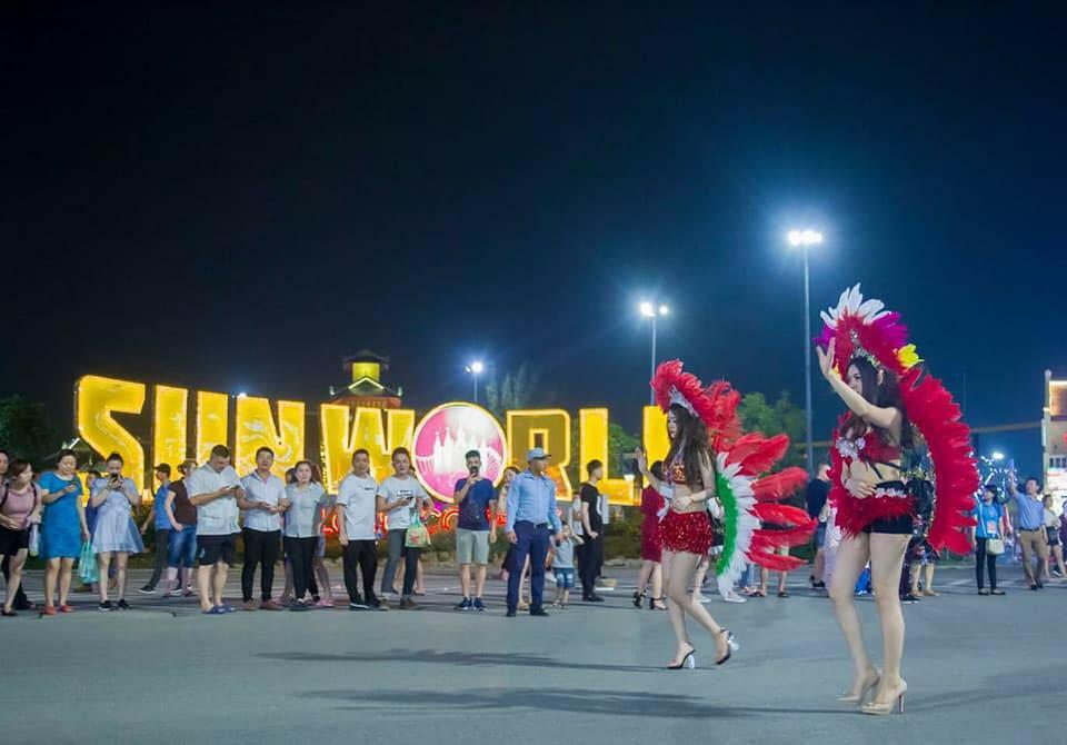 carnaval hạ long 2018