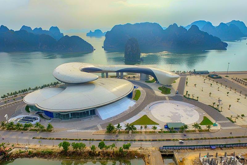 Lễ hội Siêu xe sẽ được tổ chức tại Cung Cá Heo Hạ Long
