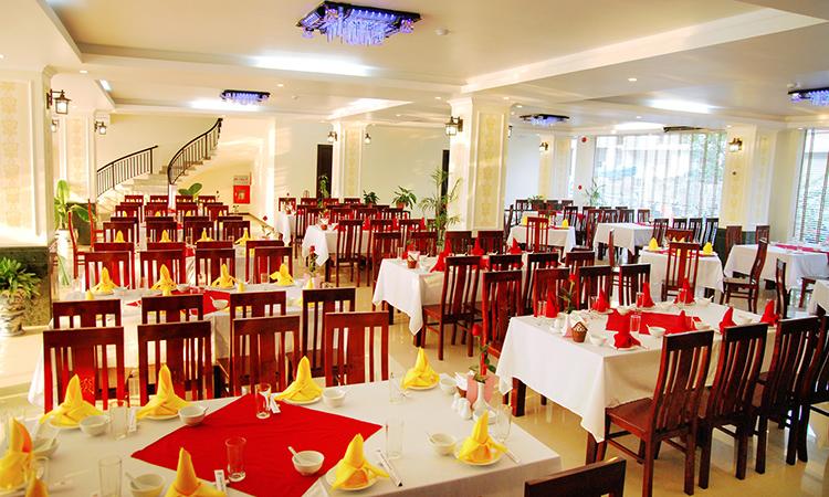 nhà hàng của seaside tuần châu