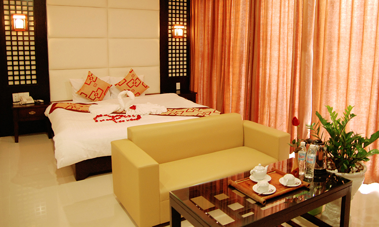 phòng víp đơn khách sạn seaside tuần châu