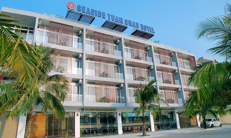 khách sạn seaside tuần châu hạ long 3 sao