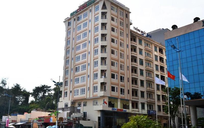 Khách sạn Eden Hạ Long 3 sao