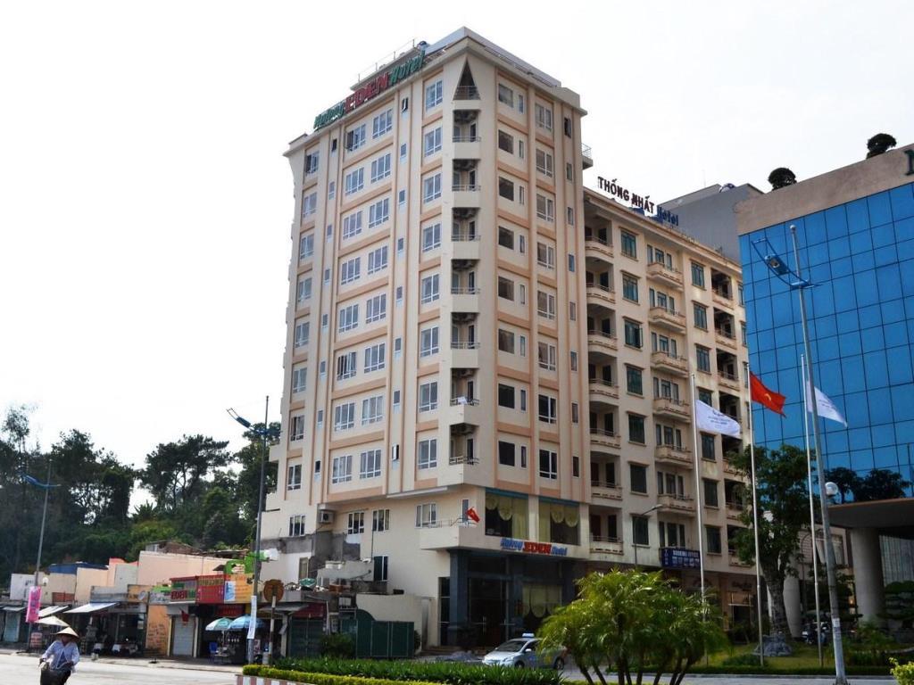 khách sạn Eden Bãi Cháy, Hạ Long, Quảng Ninh - Ngoại cảnh