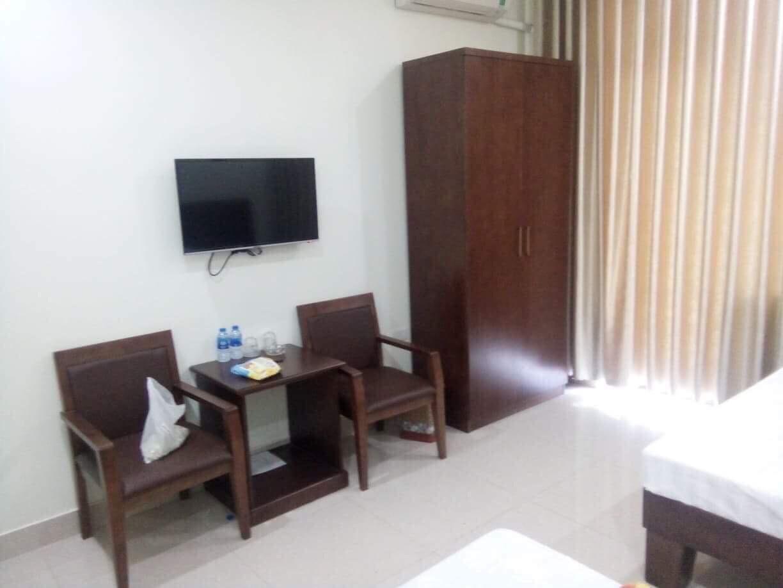 Phòng 2 giường khách sạn Hải Hà Bãi Cháy Hạ Long
