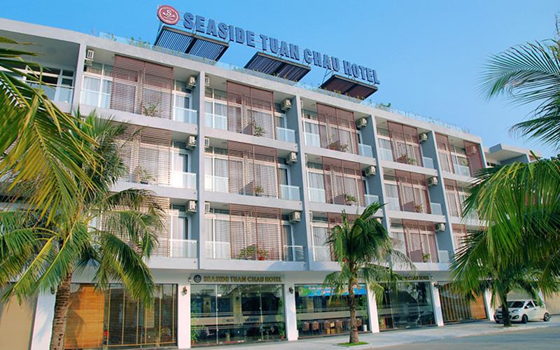 Khách sạn SeaSide Tuần Châu 3 sao