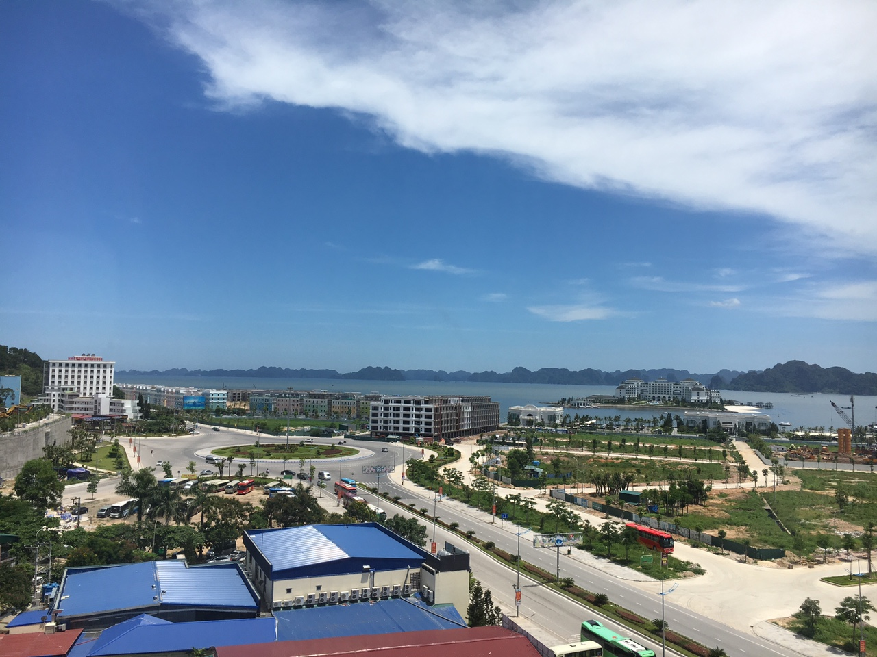homestay view đảo rều