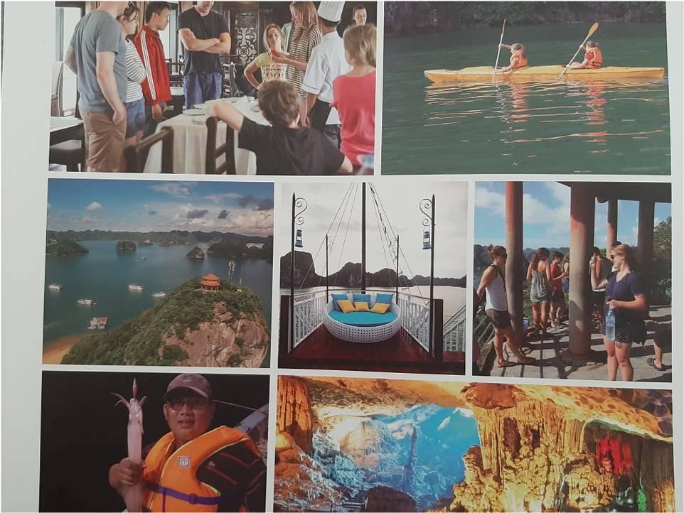 Tour thăm vịnh Hạ Long Hà Nội