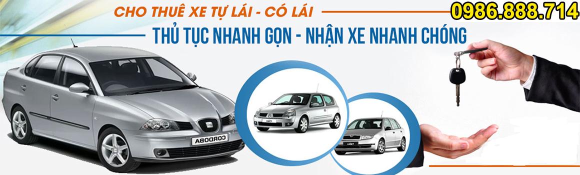 Cho thuê xe tự lái ở Hạ Long Quảng Ninh