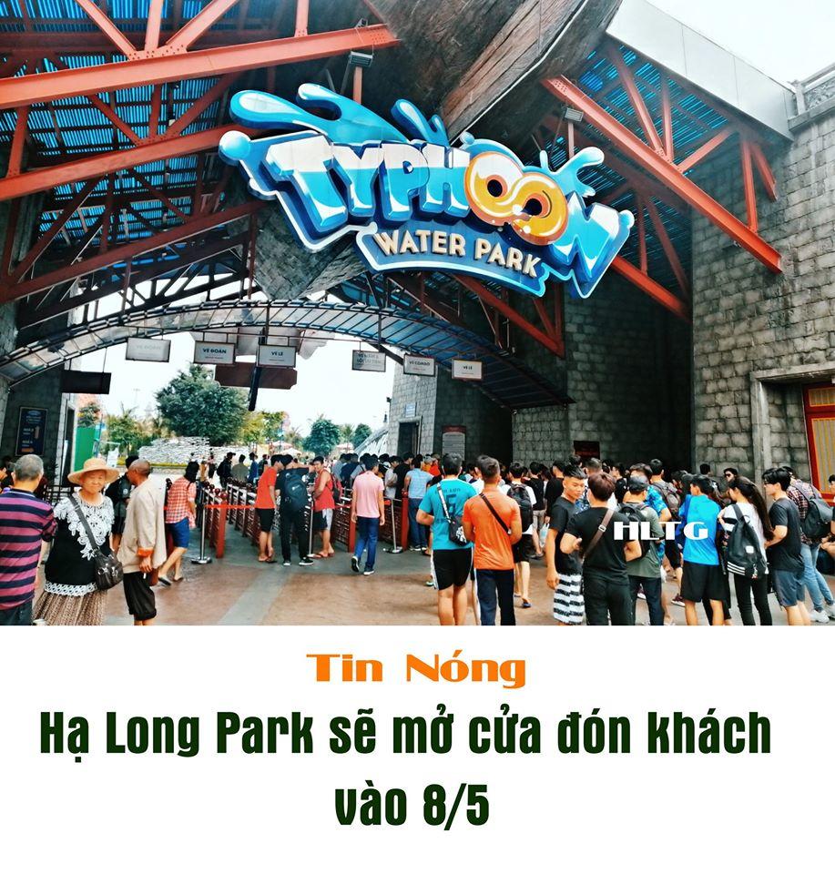 Công viên Sunword Hạ Long park sẽ mở cửa từ ngày 8-5