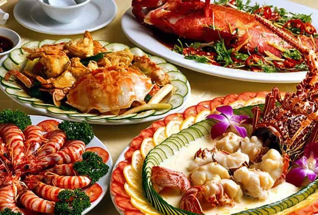 Các quan ăn ngon ở Hạ Long