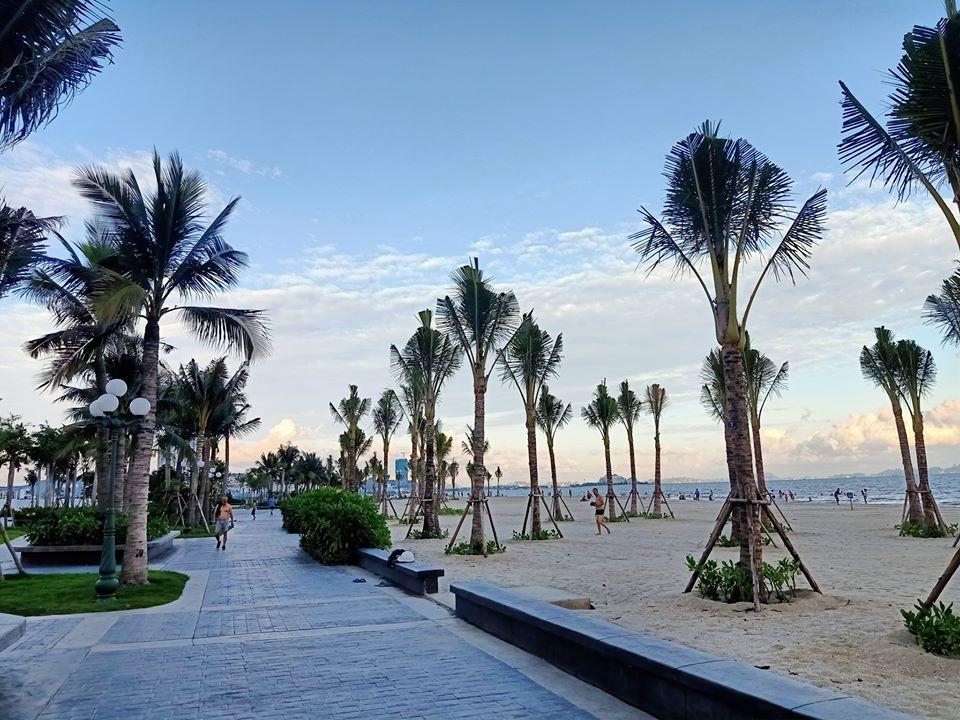 Bãi biển Maria Bim Hùng Thắng, Hạ Long