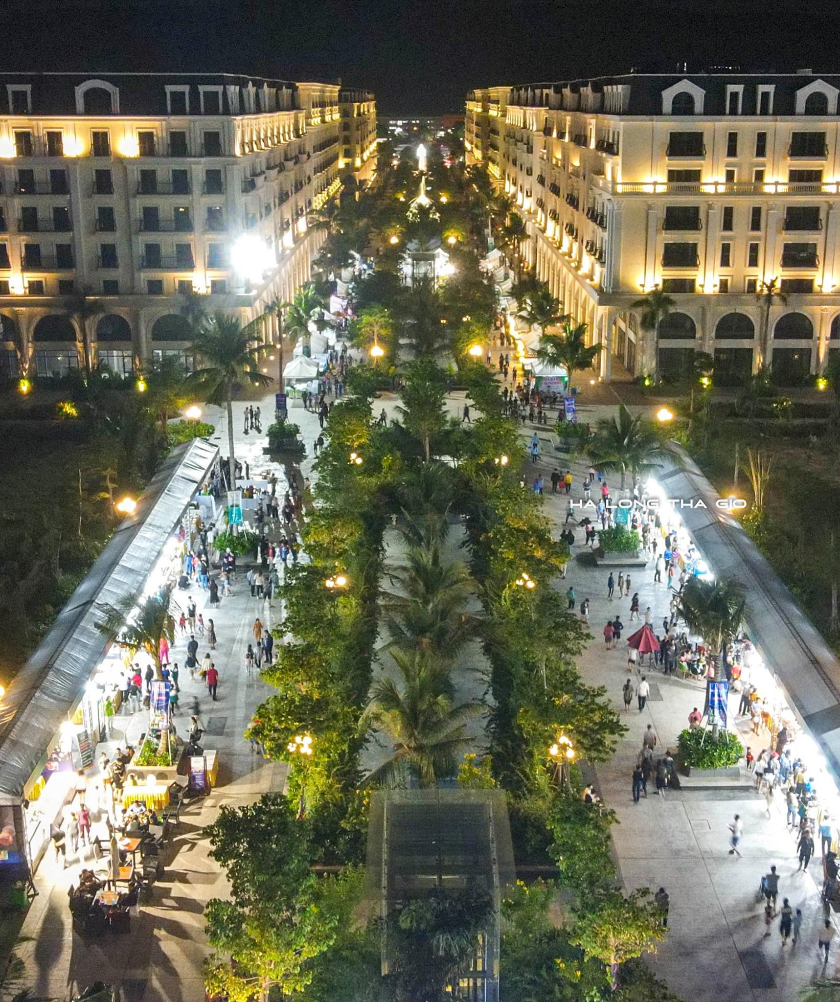 lễ hội ẩm thực ở Marina Hùng Thắng Hạ Long 7 11 2020