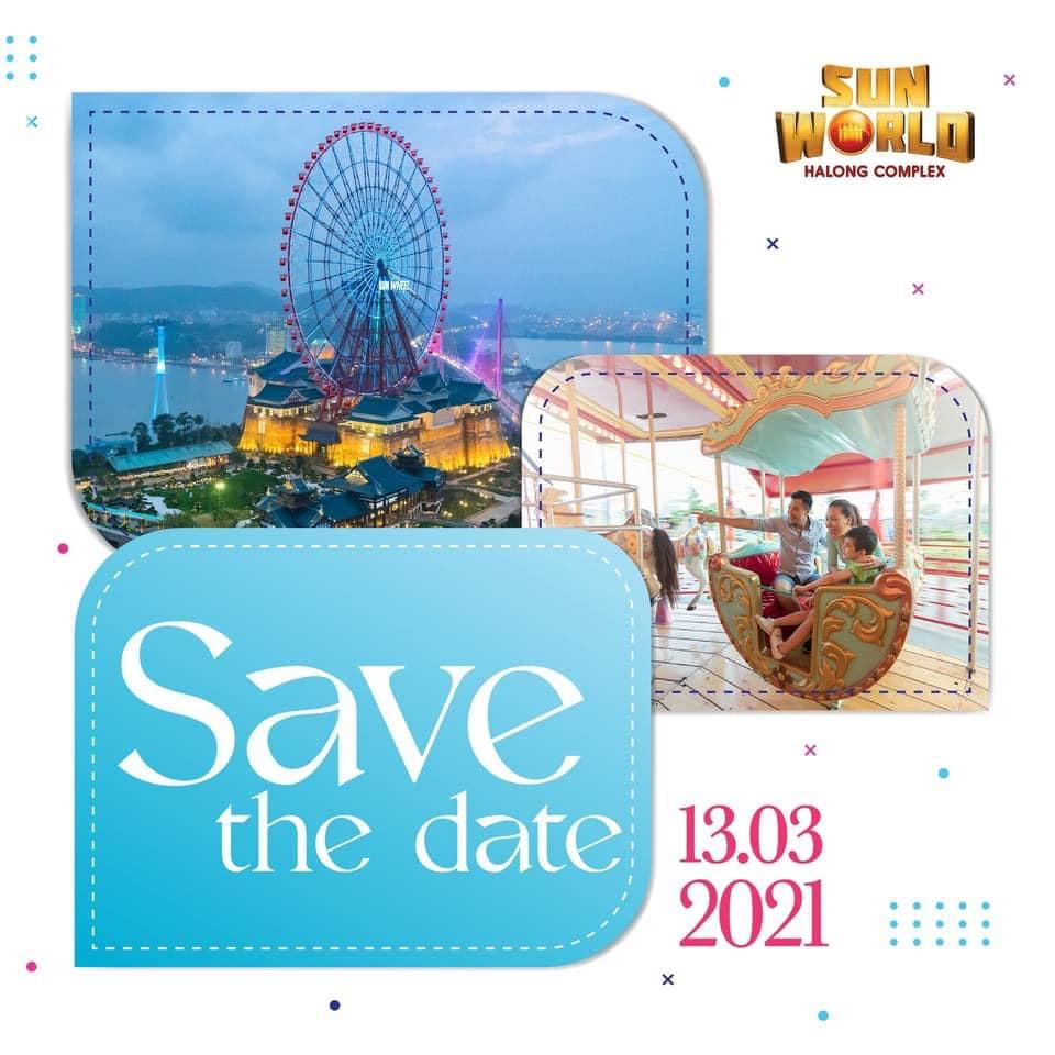 Sun World Halong Complex sẽ chính thức mở cửa Công viên Rồng (Dragon Park) và Cáp treo Nữ Hoàng