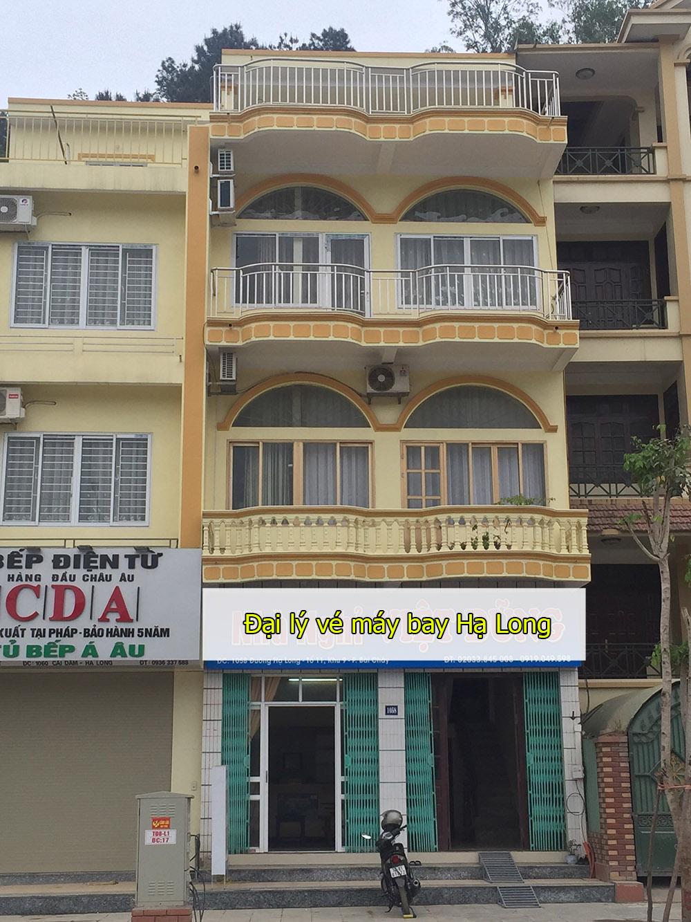 Đại lý vé máy bay Hạ Long Quảng Ninh