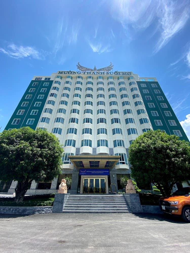 Khách sạn Mường Thanh Suối Mơ Hạ Long
