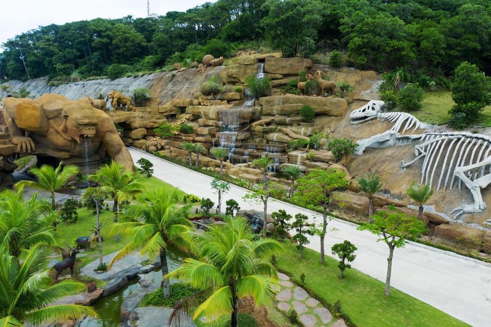 Miễn phí công viên King Kong